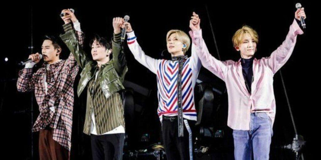 SHINee最後のライブ